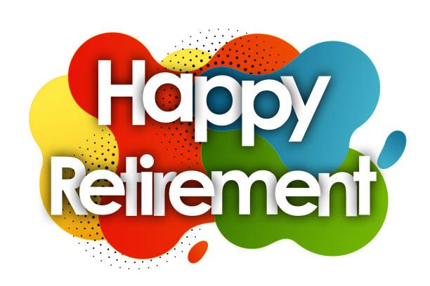 408 Congratulations Retirement Illustrations Clip Art Istock