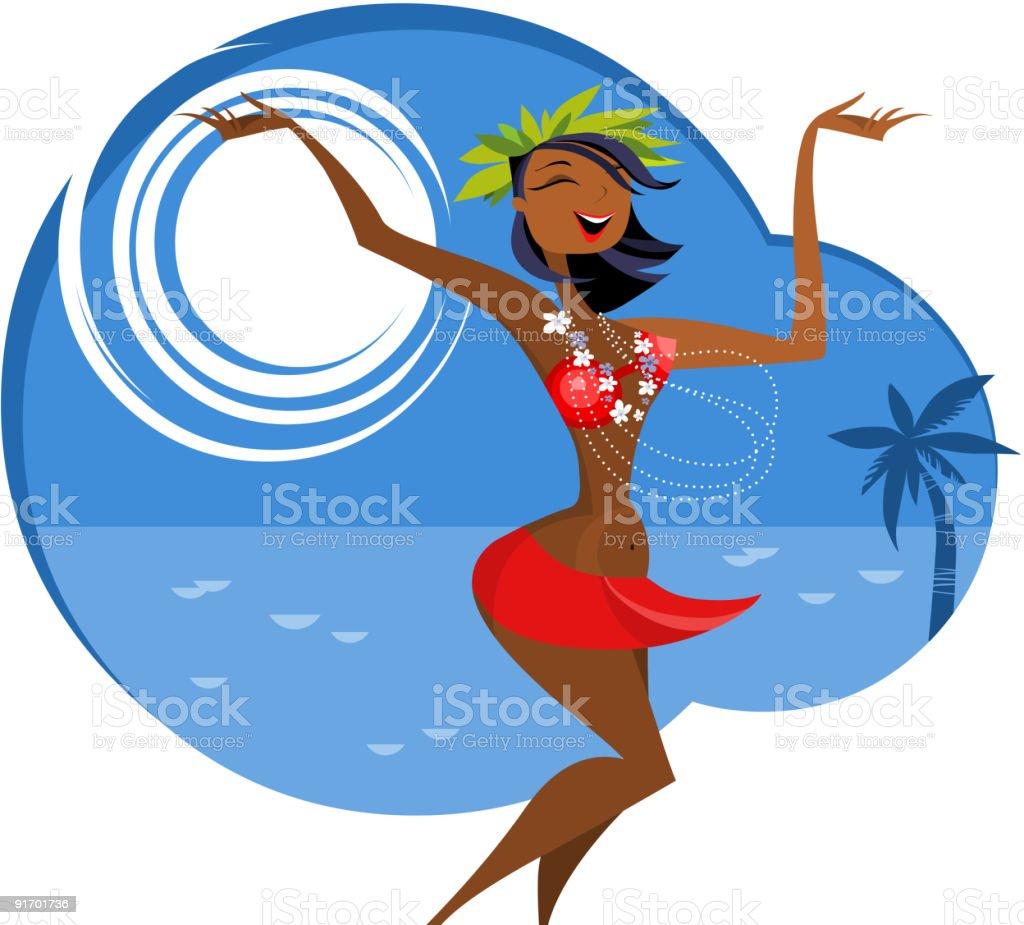 Hawaii royalty-free hawaii stock vector art & more images of adult