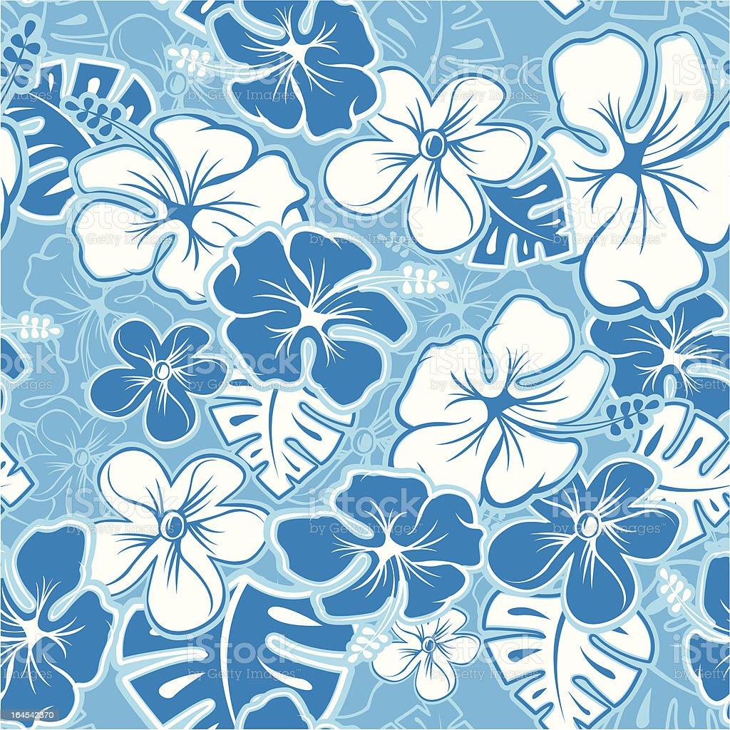 Hawaiian Pattern royalty-free stock vector art