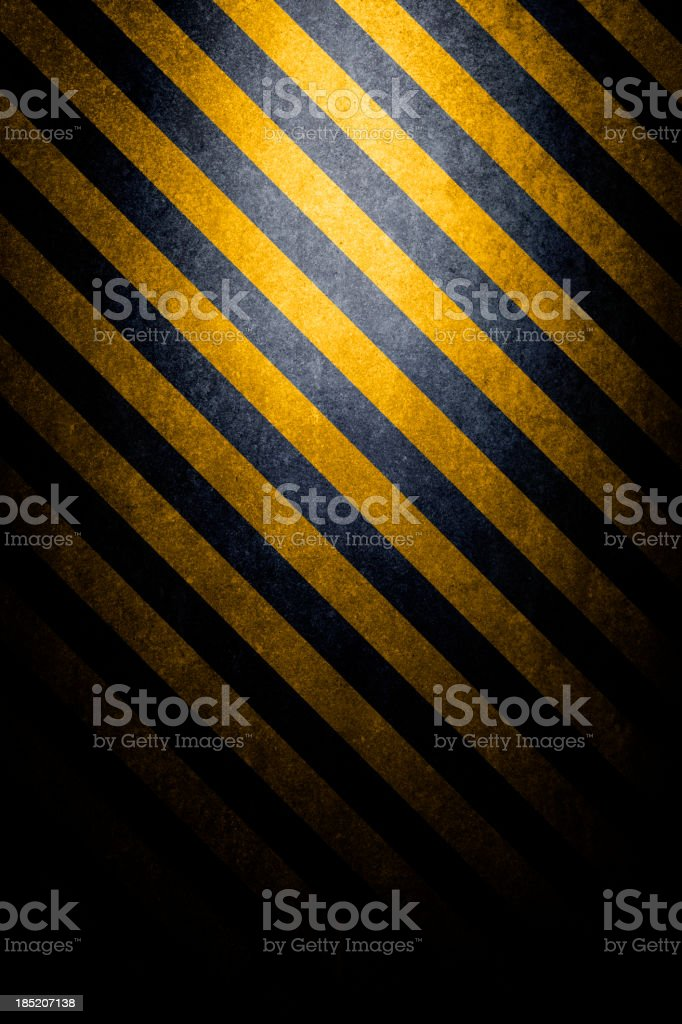 Hazard background royalty-free hazard background stock vector art & more images of angle