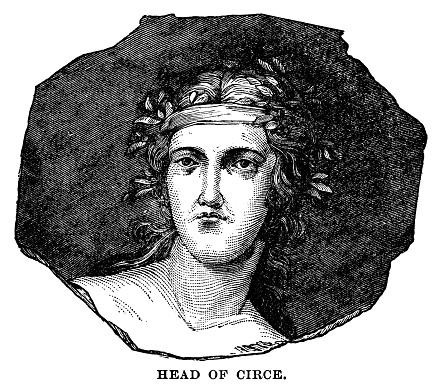 Head of Circe