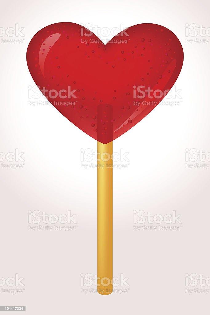 Heart Lollipop royalty-free heart lollipop stock vector art & more images of candy
