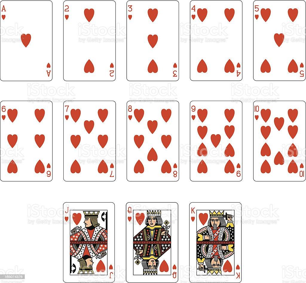 Heart Kartenspiel