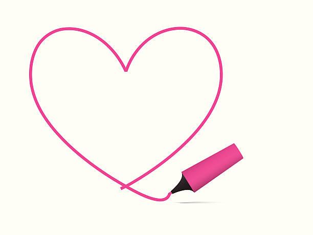 Heart Vector vector art illustration