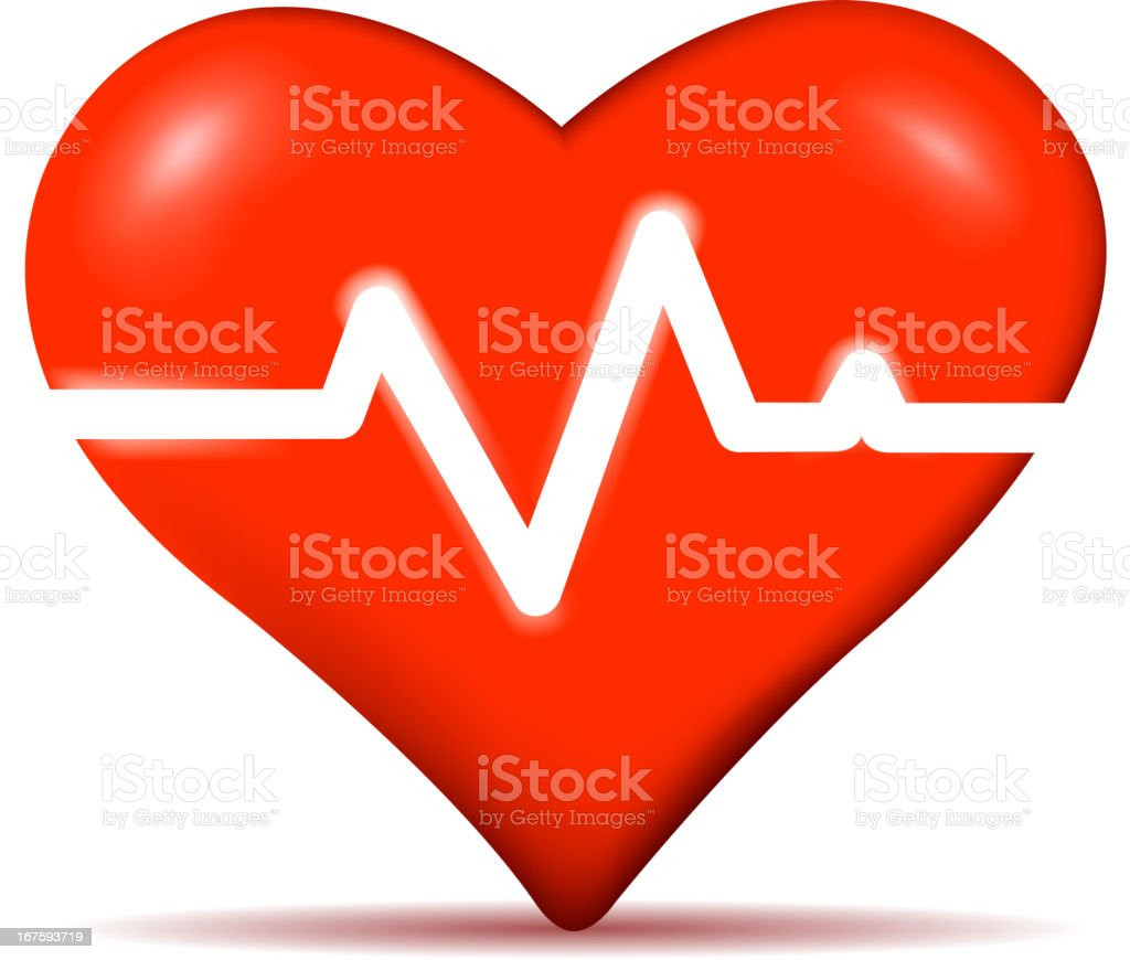 heartbeat illustrations royalty-free stock vector art