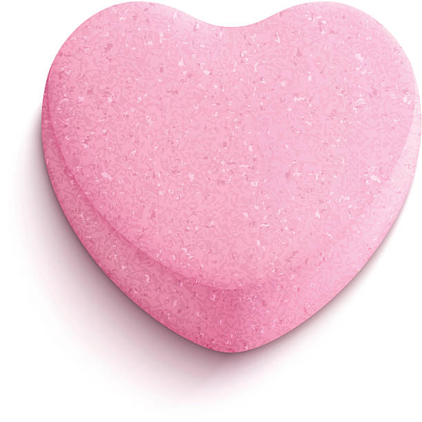 Best Candy Heart Illustrations, Royalty-Free Vector ...