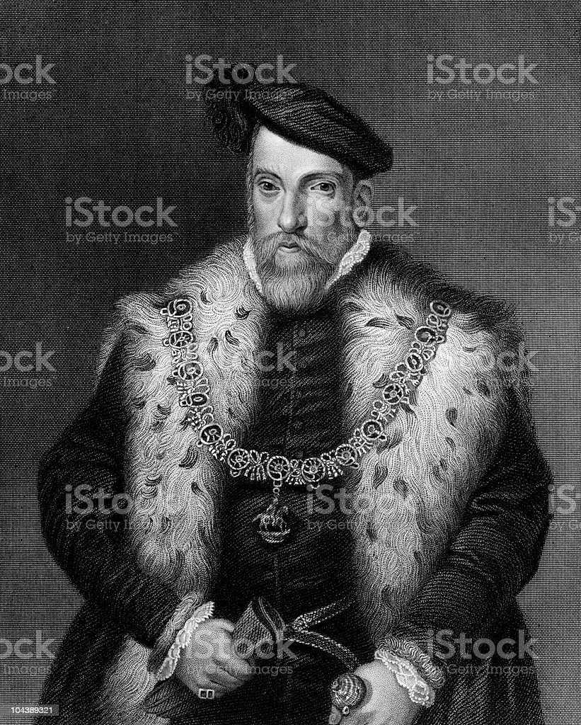 Henry FitzAlan, Earl of Arundel royalty-free henry fitzalan earl of arundel stock vector art & more images of 16th century style