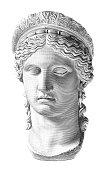 istock Hera Ludovisi bust sculpture goddess Juno 1299321923