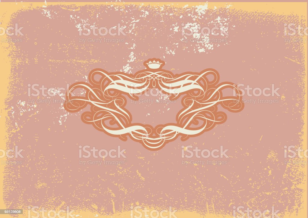 heraldic titling frame royalty-free heraldic titling frame stock vector art & more images of abstract