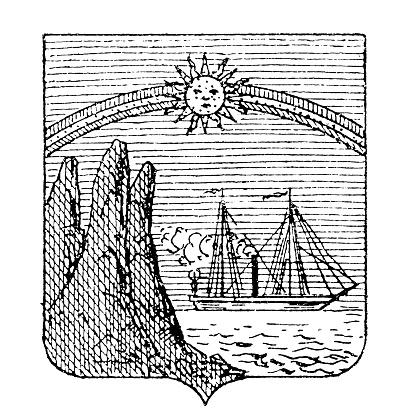 Heraldry, coat of arms Ecuador