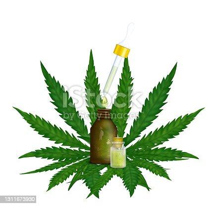 istock Herbal medicine 1311673930