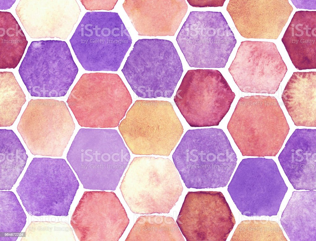 Hexagon pattern royalty-free hexagon pattern stock vector art & more images of abstract