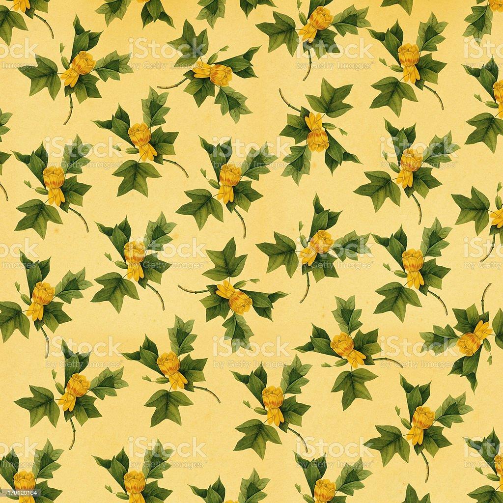 High resolution wallpaper with yellow flowers antique flower high resolution wallpaper with yellow flowers antique flower illustrations royalty free stok vektr sanat mightylinksfo