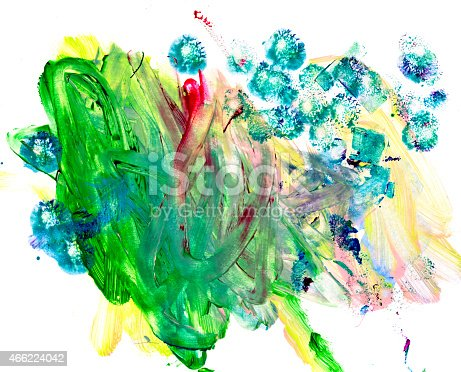 istock Сhildren's Art 466224042