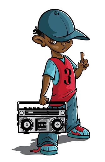 Hip-Hop Kid