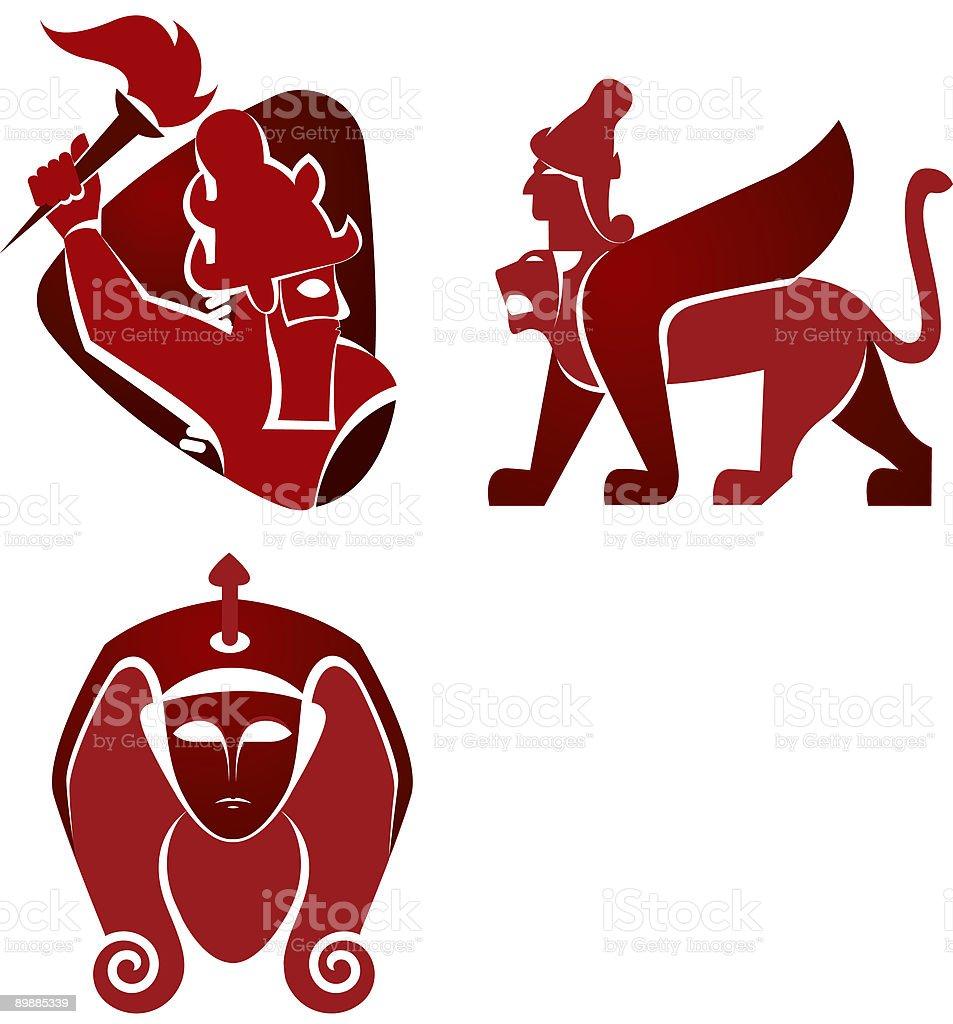 Iconos de histórico ilustración de iconos de histórico y más banco de imágenes de adulto libre de derechos