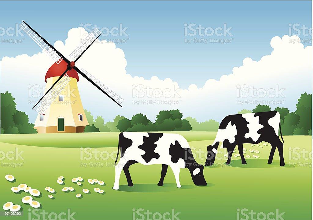 Holland royalty-free stock vector art