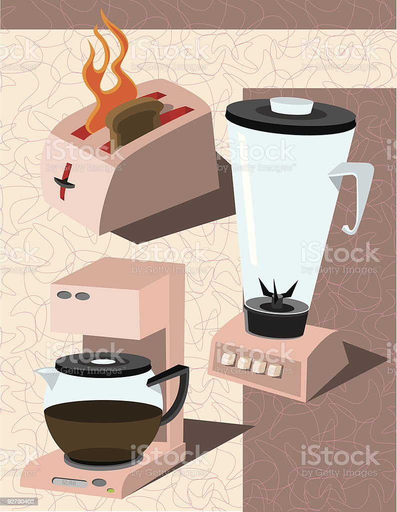 home appliances royalty-free home appliances stock vector art & more images of appliance