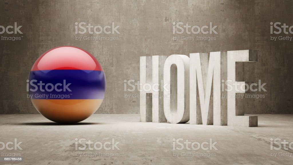 Home Concept Stock Vector Art & More Images of Apartment 685766458 ...