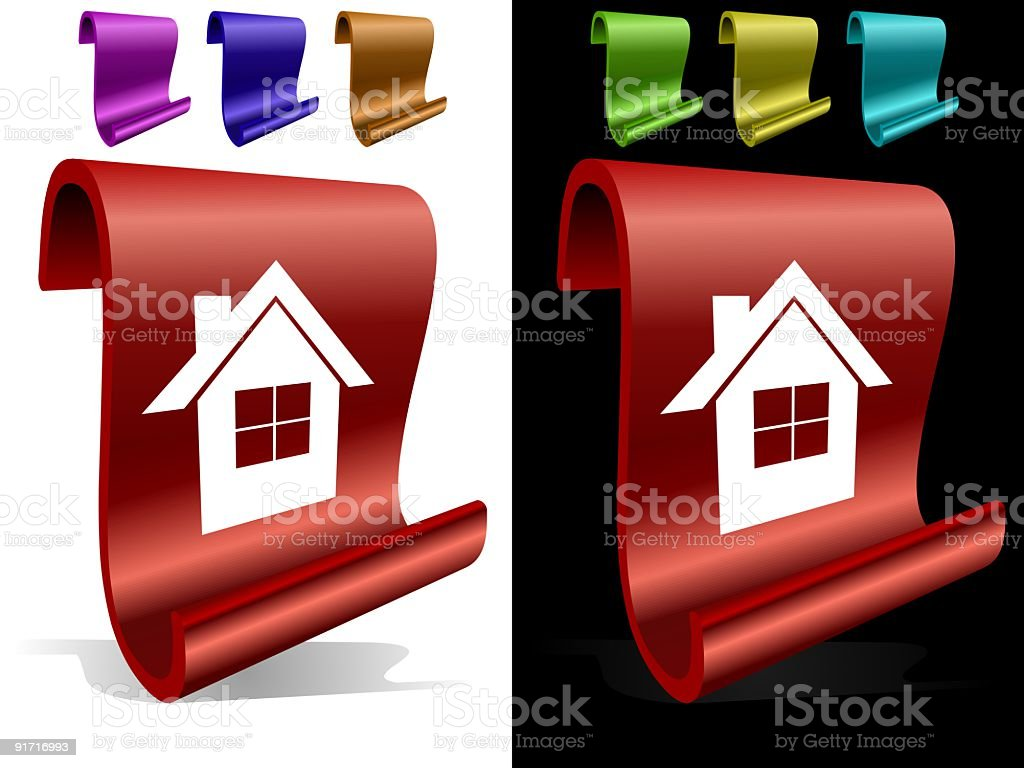 Home icon royalty-free home icon stock vector art & more images of black color