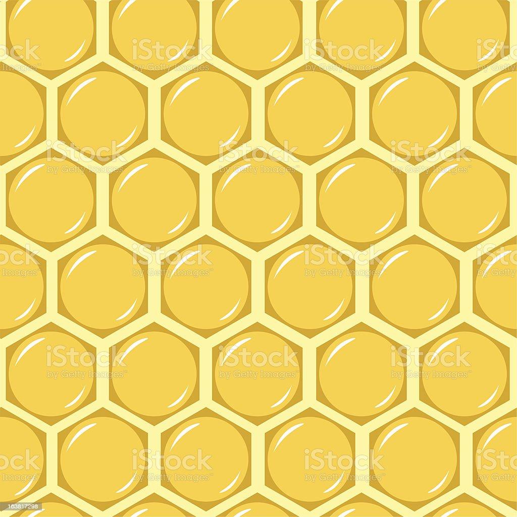 Honey seamless 2 royalty-free honey seamless 2 stock vector art & more images of animal markings
