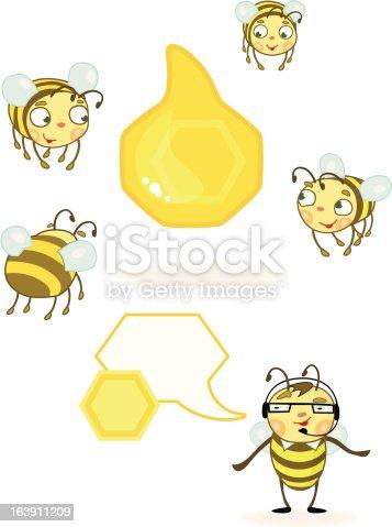 istock Honeybees ! 163911209