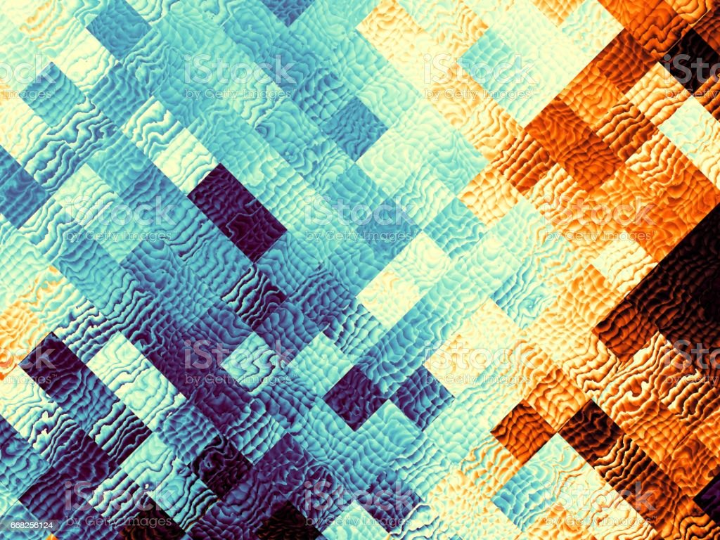 Horizontal geometric background horizontal geometric background - immagini vettoriali stock e altre immagini di arte, cultura e spettacolo royalty-free