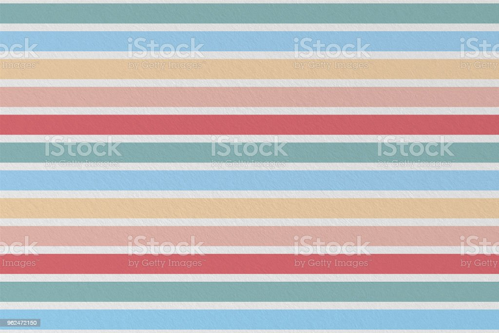 Horizontal stripe pattern with pastel color with wall texture for background vector art illustration