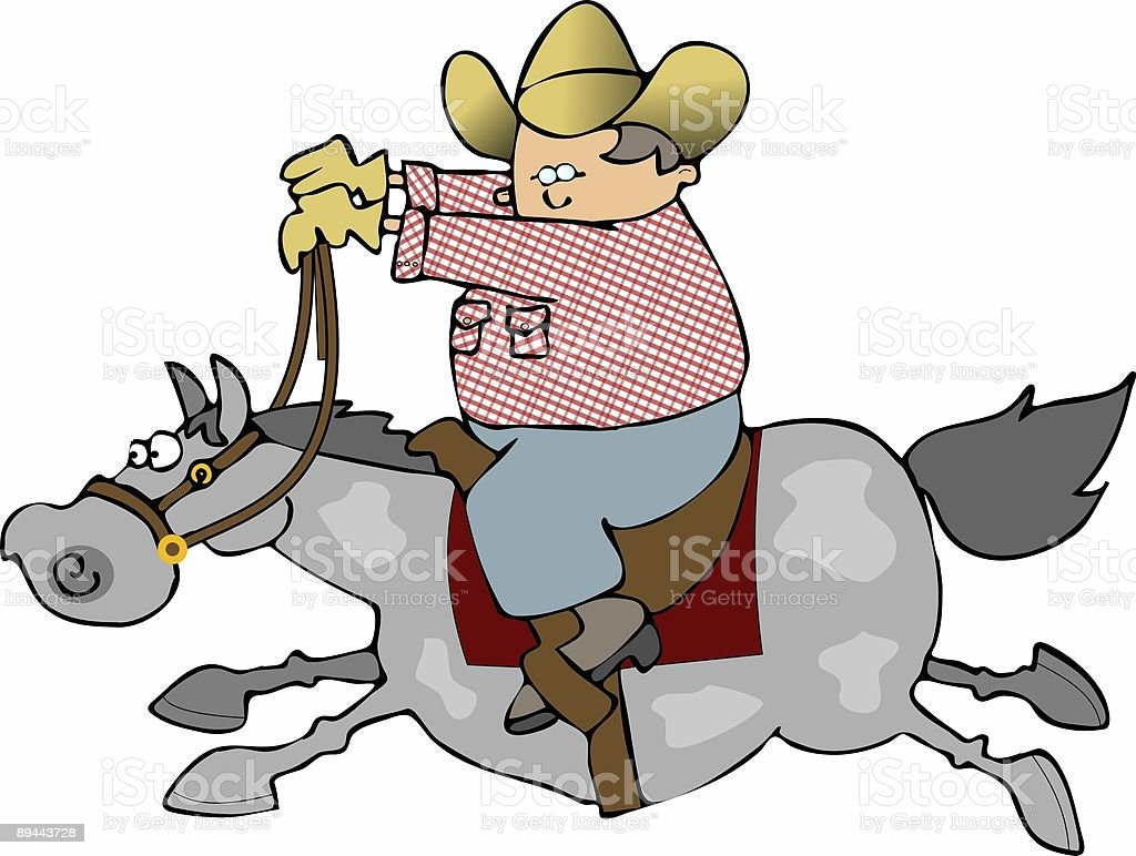 Horse Rider royalty-free horse rider stock vector art & more images of adult