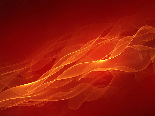Hot red background Abstract Modern Background fire natural phenomenon stock illustrations