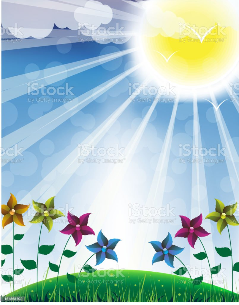 ホットな太陽と花 - イネ科のベクターアート素材や画像を多数ご用意 ...
