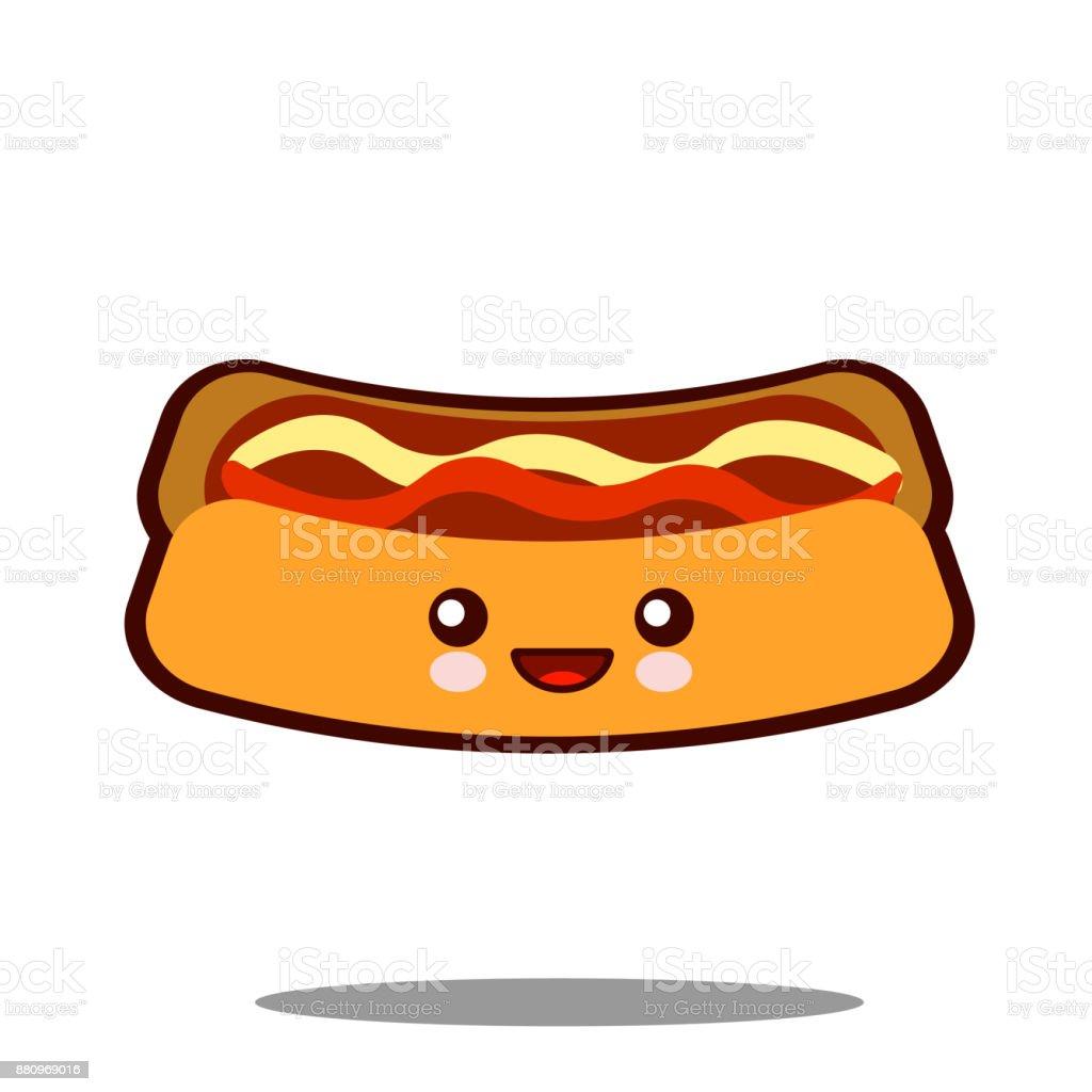 Hot Dog Cake Images