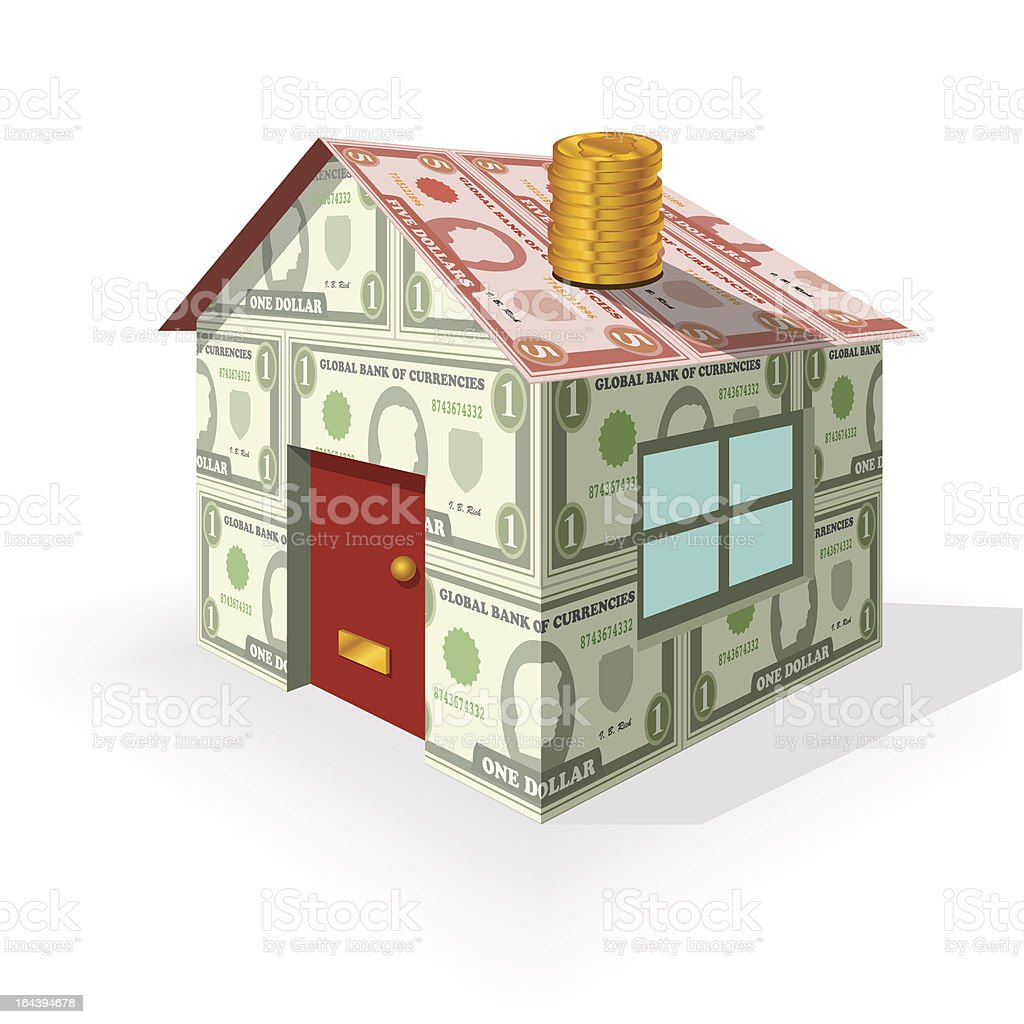 House of money royalty-free house of money stock vector art & more images of business