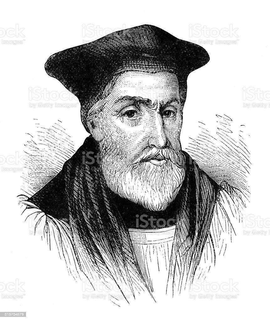 ヒューラティマー - 16世紀のス...