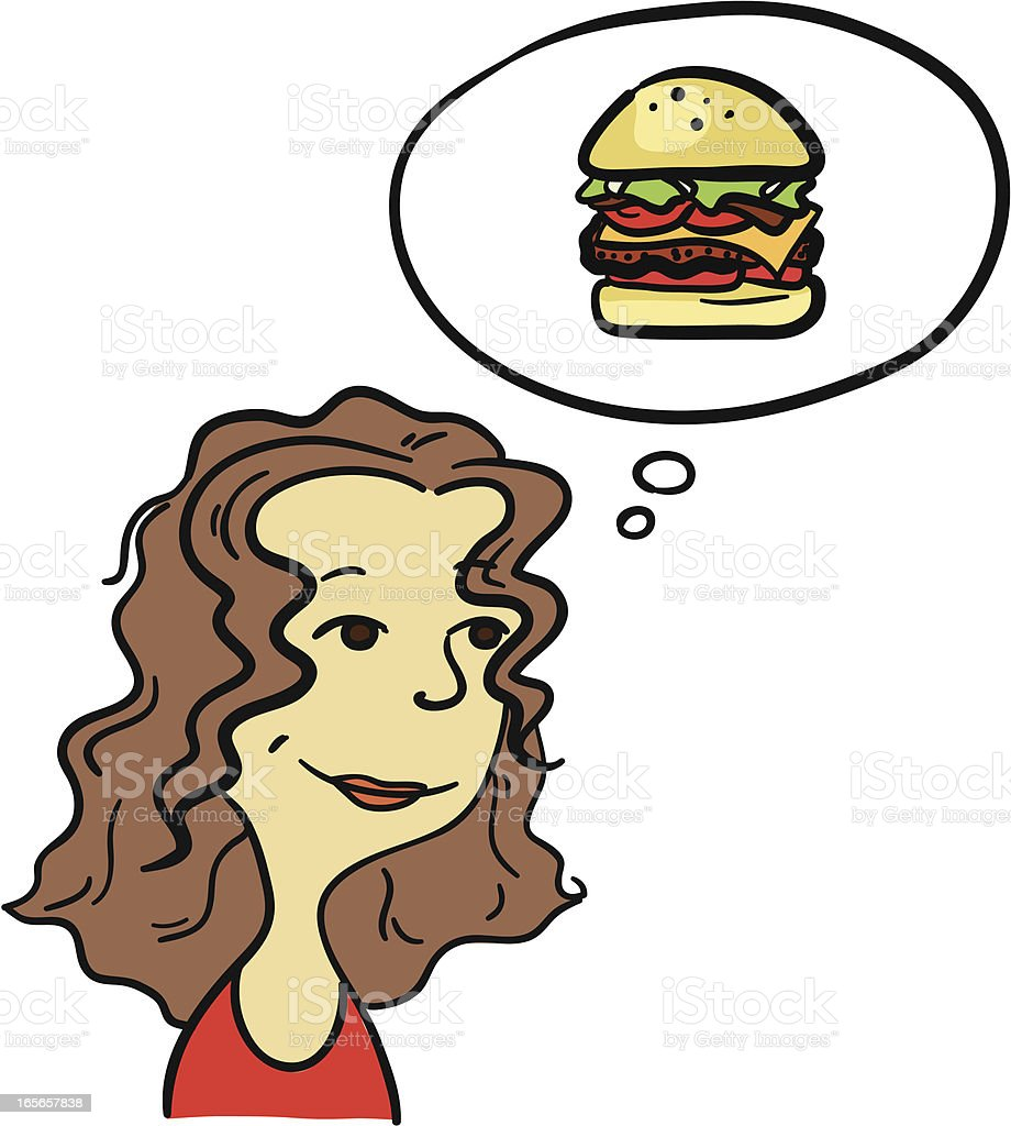 royalty free hungry woman clip art clip art vector images rh istockphoto com hungary clip art hungry clipart faces