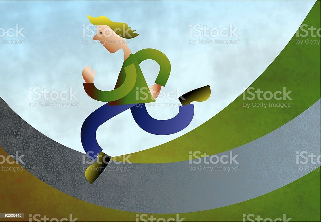 Hurry royalty-free hurry stock vector art & more images of adult