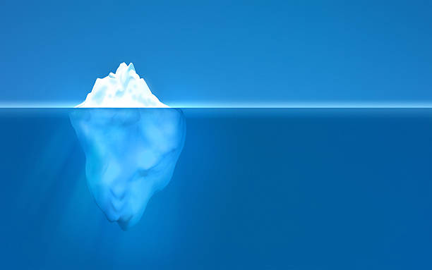 Royalty Free Iceberg Clip Art Vector Images Illustrations Istock