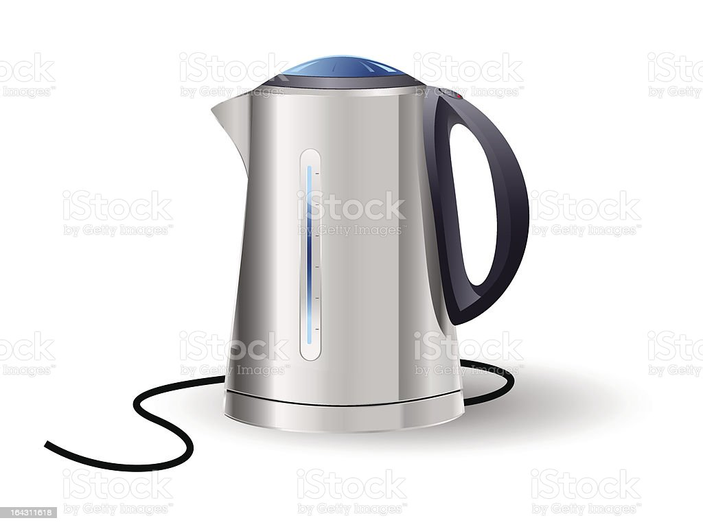icon kettle royalty-free stock vector art