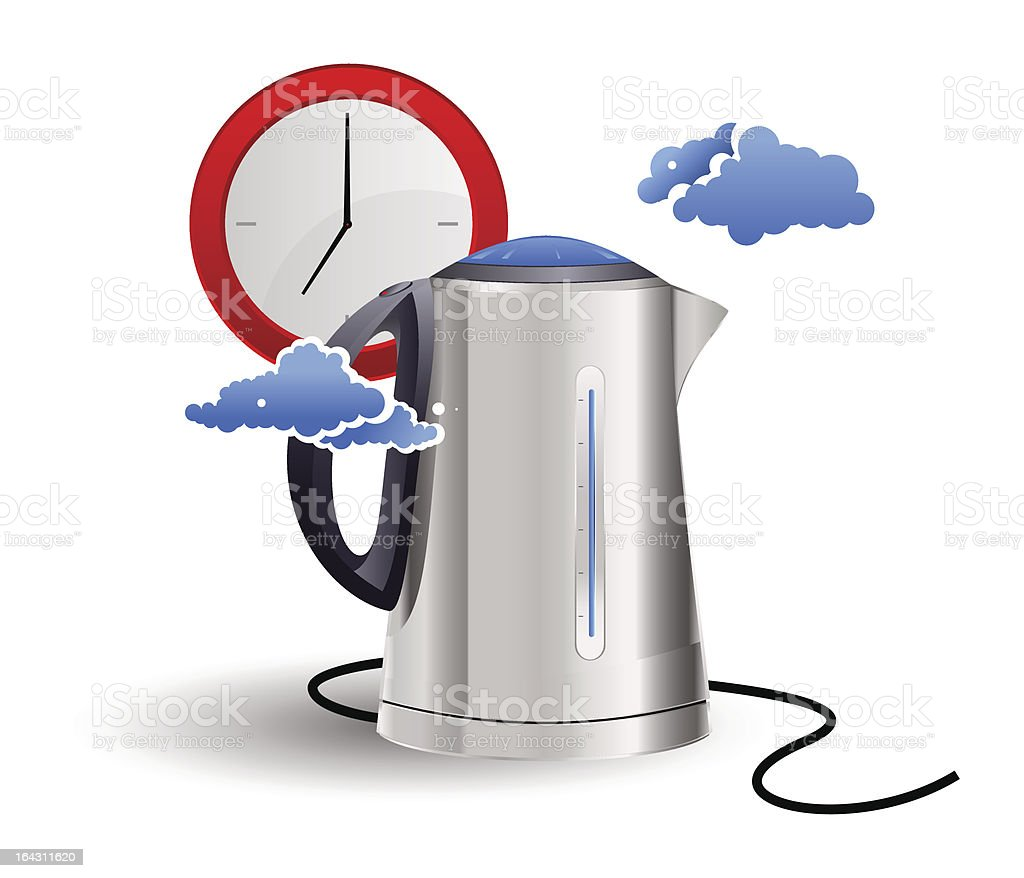 icon kettle royalty-free icon kettle stock vector art & more images of appliance