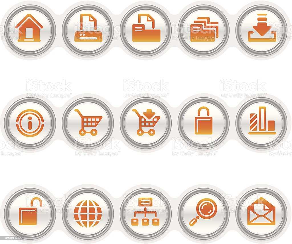 Icons for website royalty-free icons for website stock vector art & more images of arrow symbol