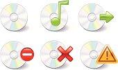 CD Icons