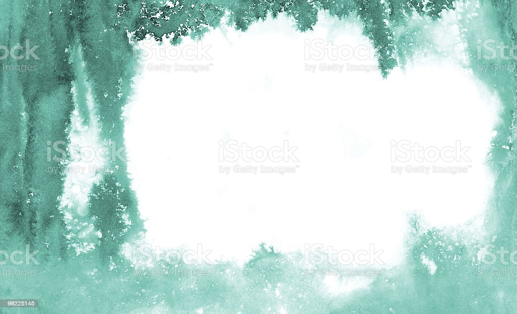 Icy Winter Frame XXL royalty-free icy winter frame xxl stock vector art & more images of art