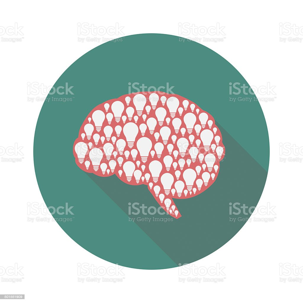 idea in brain royalty-free idea in brain stock vector art & more images of brainstorming