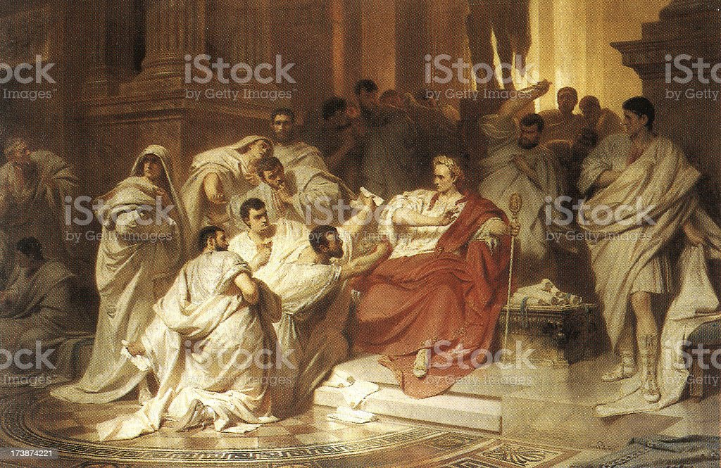 iden des marz, ancient royal scene, engraving XXL royalty-free iden des marz ancient royal scene engraving xxl stock vector art & more images of ancient