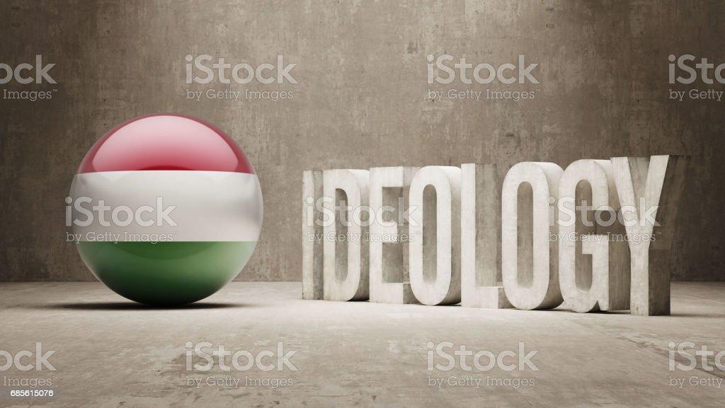 Ideology Concept ideology concept - arte vetorial de stock e mais imagens de bandeira royalty-free