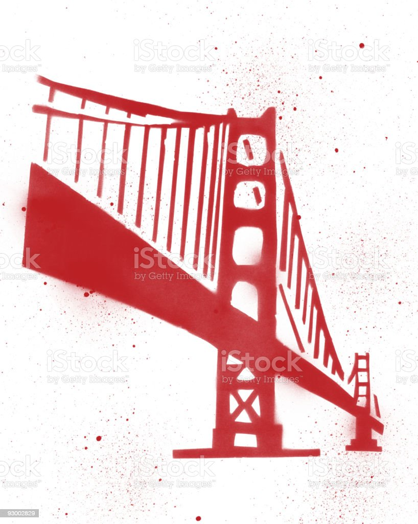 If your going to San Francisco vector art illustration