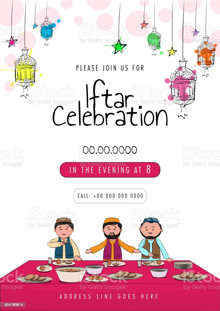 Iftar Banners Disneyland Banners