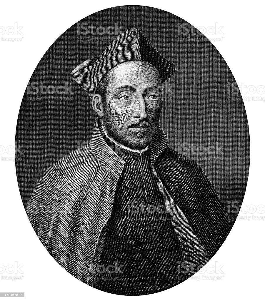 Ignace de Loyola royalty-free ignace de loyola stock vector art & more images of adult