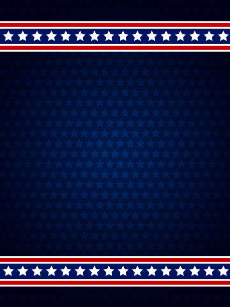 usa illustration background - american flag background stock illustrations