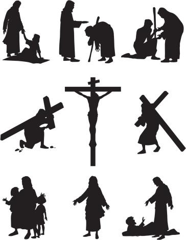 Illustration from Jesus Christ's life